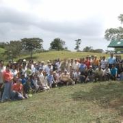 Agua Salud Project Inauguration. June 21, 2008