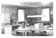 Inside Galeta laboratory