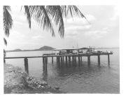STRI Pier at Naos island