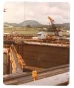 Miraflores Locks Panama Canal