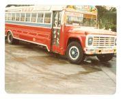 Panama public transportation