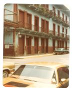 Panama scene