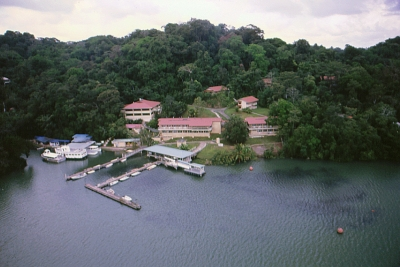 Barro Colorado Island was transferred to the Smithsonian in 1946 and is today just one of the Smiths