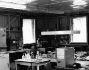Inside view of Galeta laboratory
