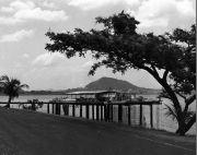 TRI pier, Naos island