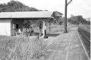 Frijoles Train Station