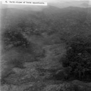 Deforestation on Cerro Aguardiente