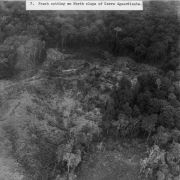 Deforestation in Cerro Aguardiente