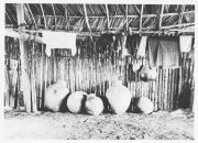 Kuna Indian dwelling