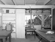 BCI, Lab. Upstairs later became women's dormitory