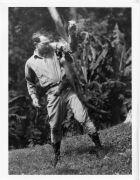 Coati attacking Molino