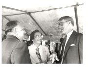 Torrijos-Carter Treaty STRI banquet